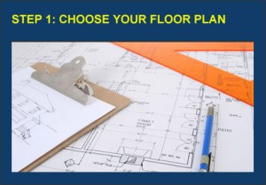 Floor plans for a portable home in Port Lincoln